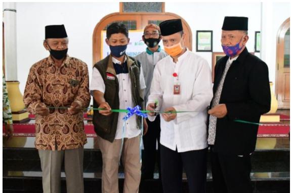 Amanah Takaful-LAZ Harfa Luncurkan 3 Program untuk Banten