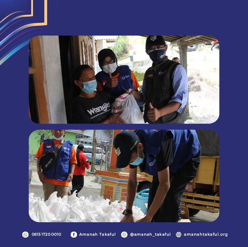 Aksi Peduli Merapi bersama Yayasan Pundi Amal Peduli Kasih Indosiar-SCTV