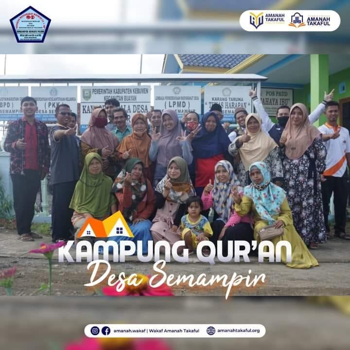 Kampung Qur'an Desa Semampir